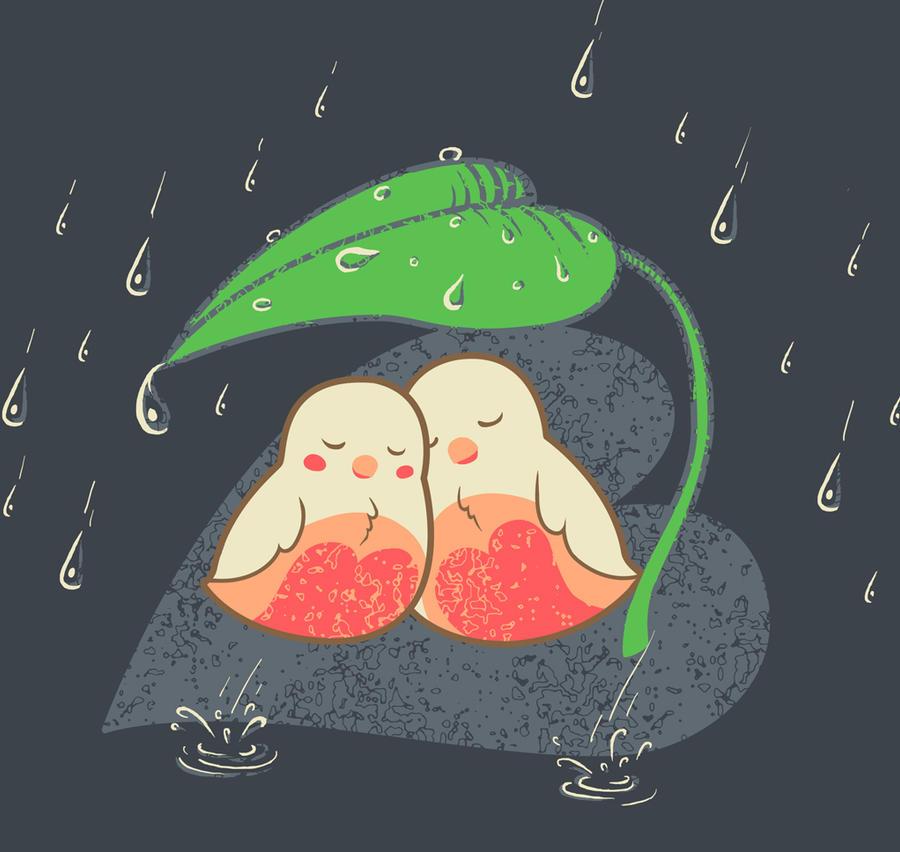 I Love Rainy Days: Shirt By Linablade On DeviantArt