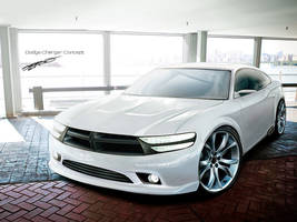 Dodge Charger Concept by SzsDesigns