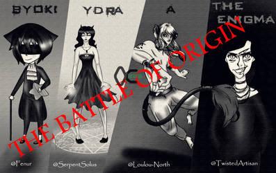 Battle: 0 :: The Battle Of Origin by OCarena