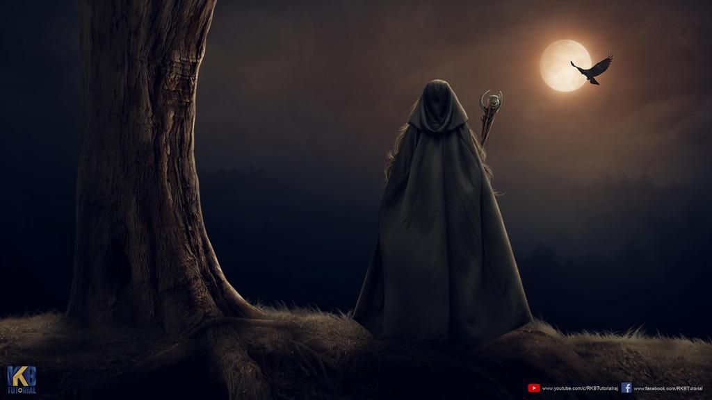 DARK NIGHT by rajrkb