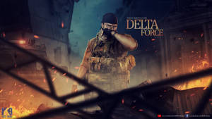Delta Force by rajrkb