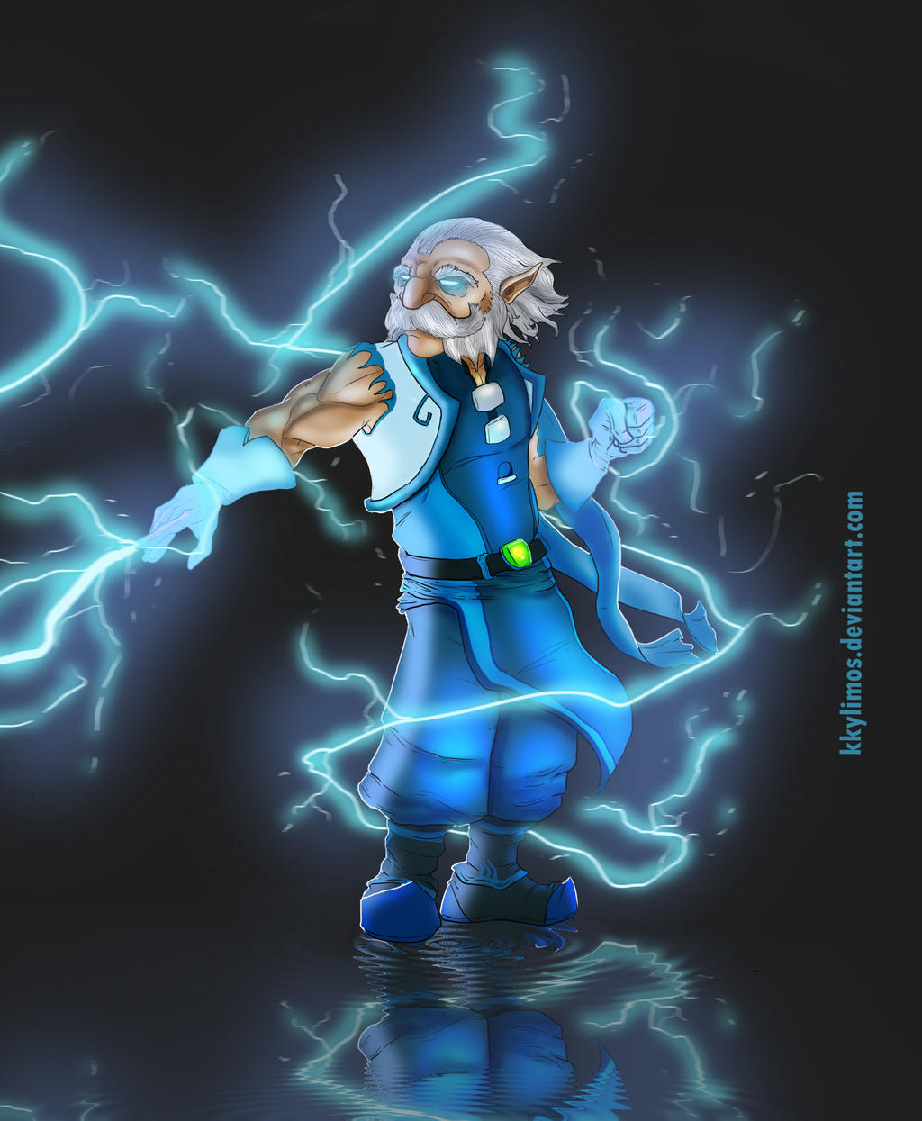 zeus almighty by kkylimos on deviantart