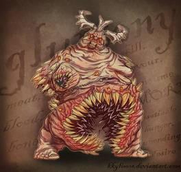 Gluttony by KKylimos