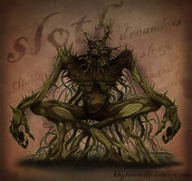 Sloth by KKylimos