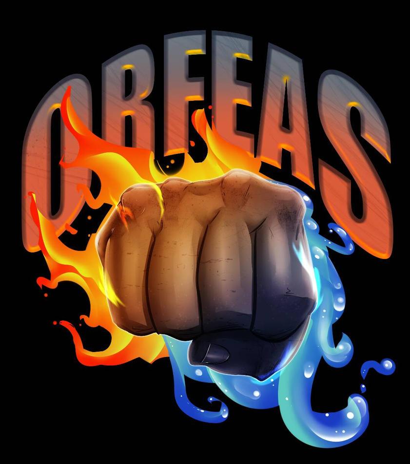 Orfeas Logo by KKylimos