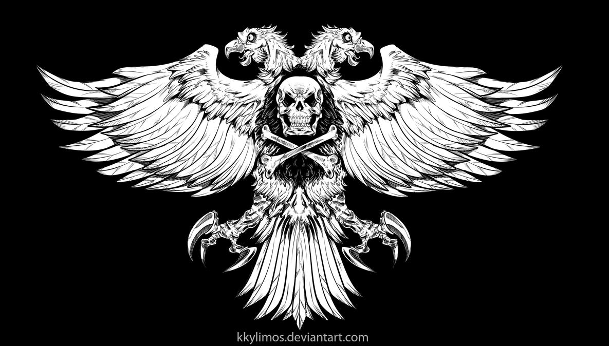 Two Headed Eagle by KKylimos