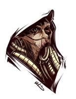 Adeptus Mechanicus Sketch by KKylimos
