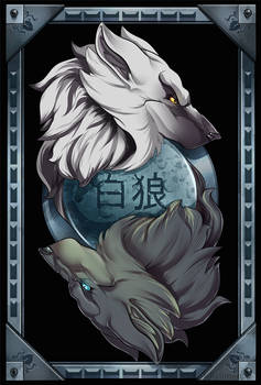 Wolves card
