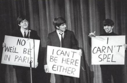 The Beatles by liveitlikevega