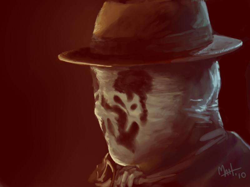 Rorschach by Viking-Heart