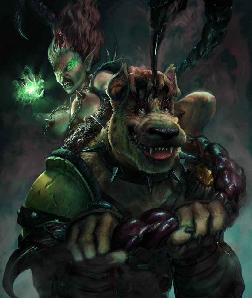 Fear Me! by Viking-Heart