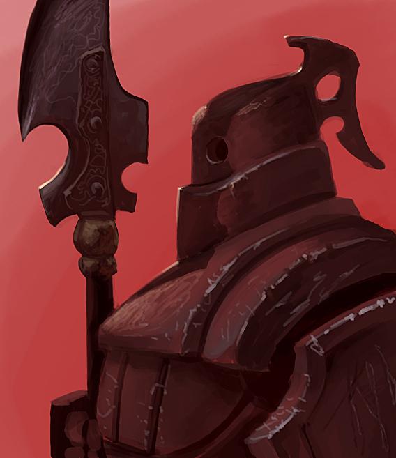 Heavy Armor by Viking-Heart