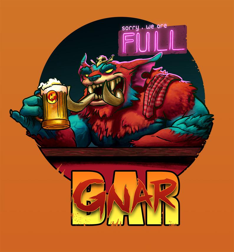 The Gnar Bar by Viking-Heart
