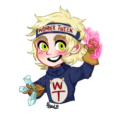 Wonder Tweek by deliriosdelirio