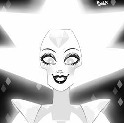 White Diamond by deliriosdelirio