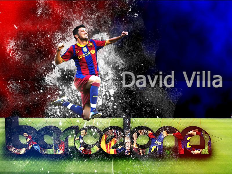 Wallpaper - David Villa Wallpaper___david_villa_by_nikokarbone-d522uw3