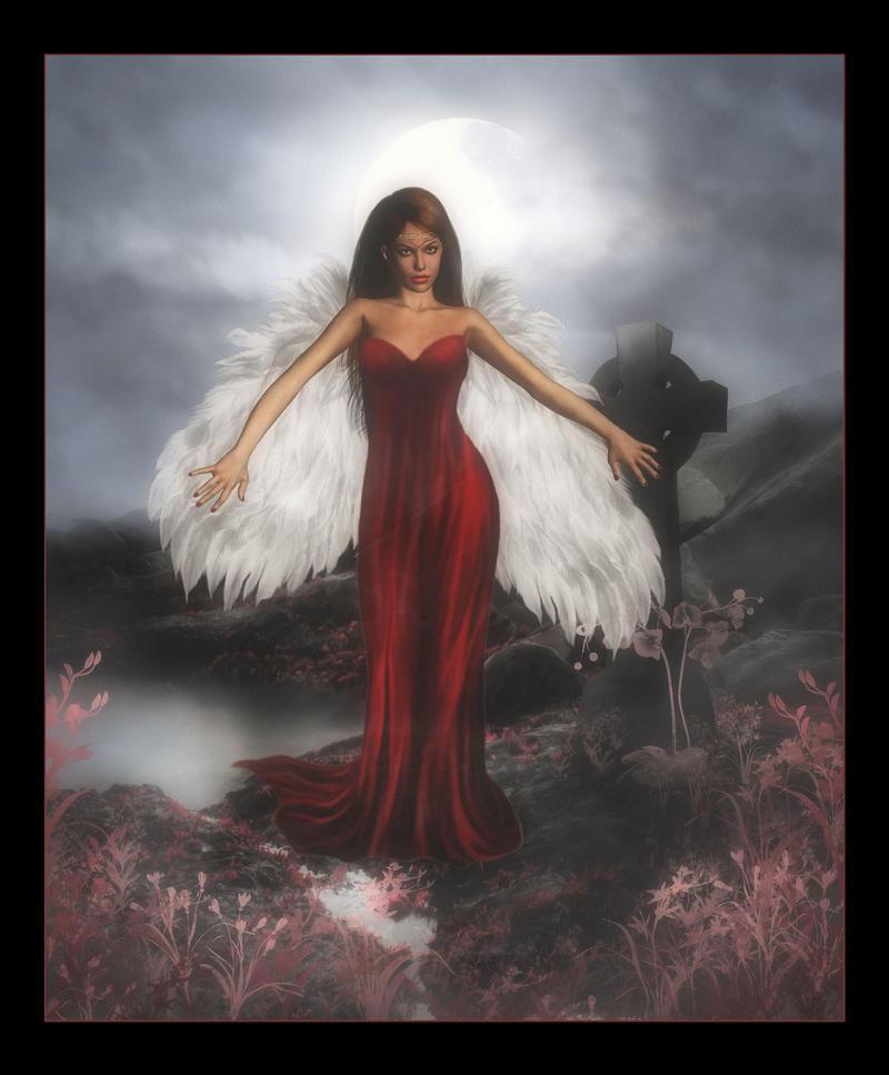 Angel of light by angelofthemists on deviantart