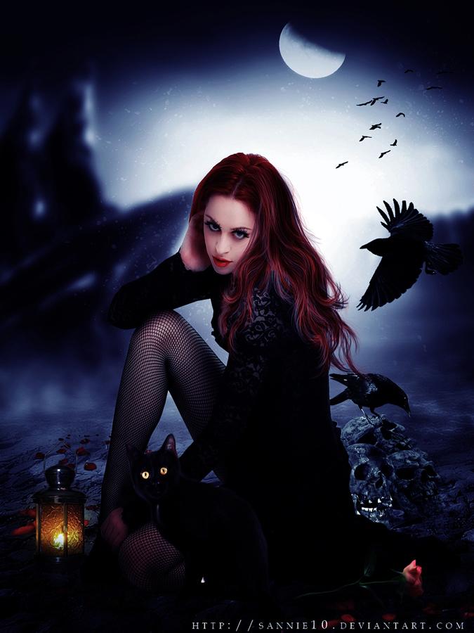 153. Mysterious by Sannie10