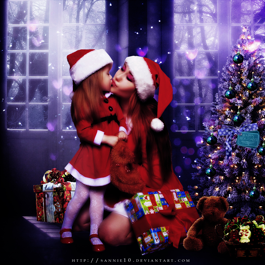 Sweet Christmas by Sannie10