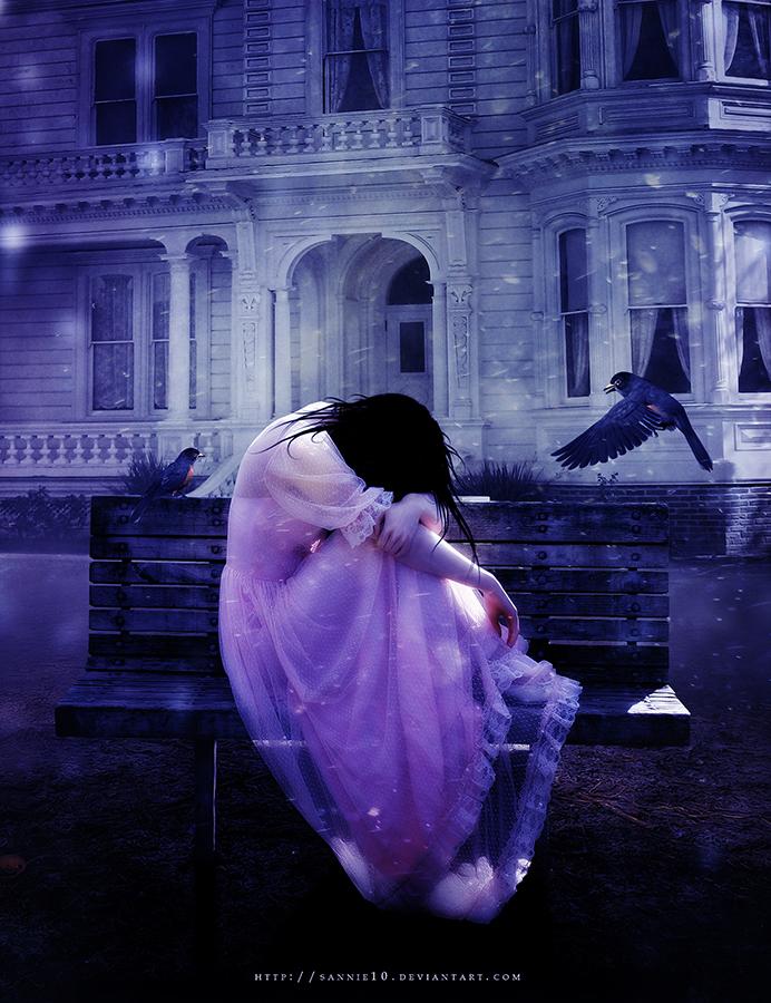Sadness by Sannie10