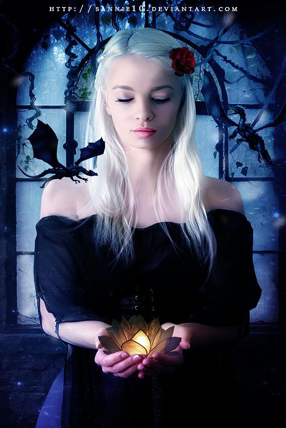 Khaleesi by Sannie10