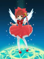 Cardcaptor Sakura by bonxy