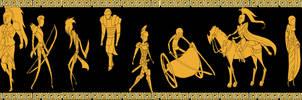 Greek Kings by poly-m