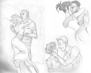 Dragon Age Romances by poly-m
