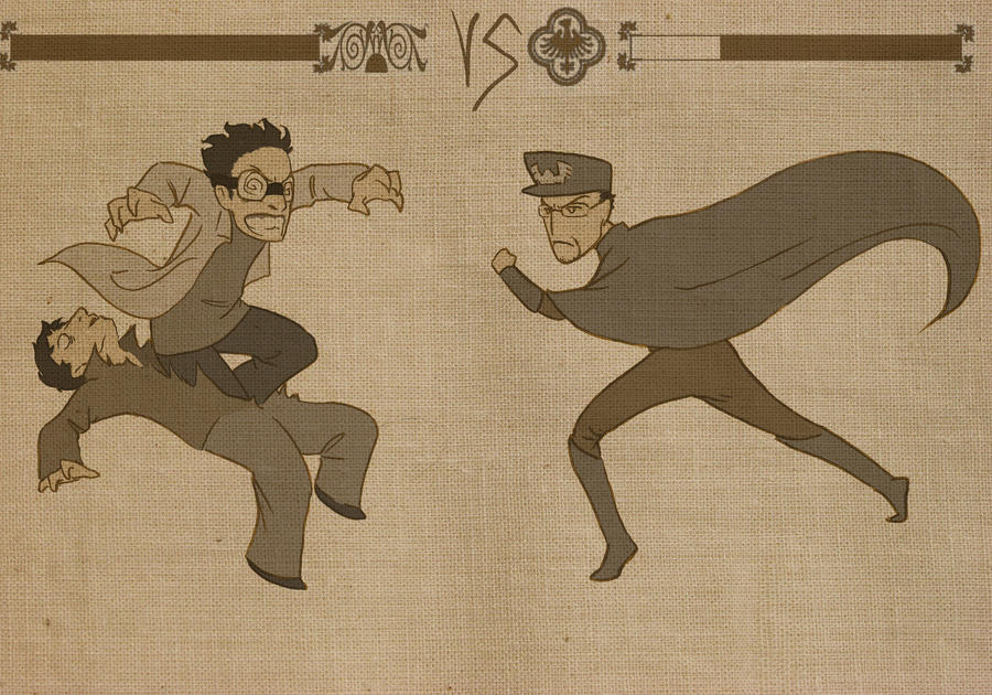 Kickassia - Critic vs Insano by poly-m