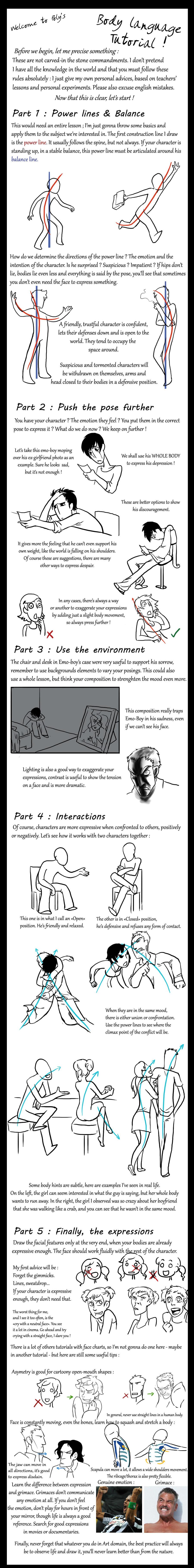 Body Language Tutorial