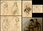 Sketches of Thrones