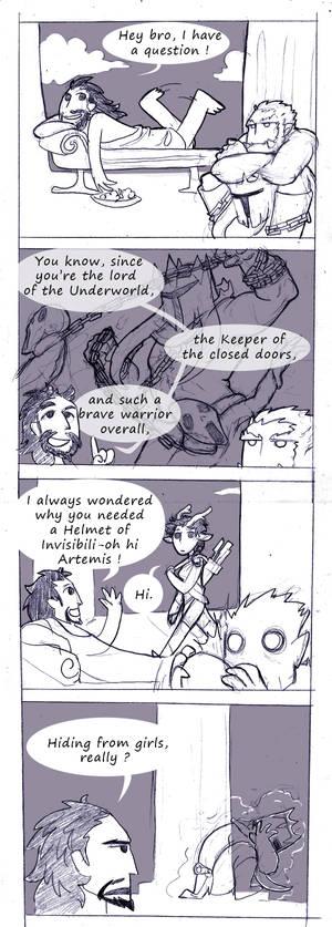 Awkward Hades - 1