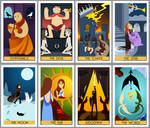 Game of Thrones Tarot - Part 3