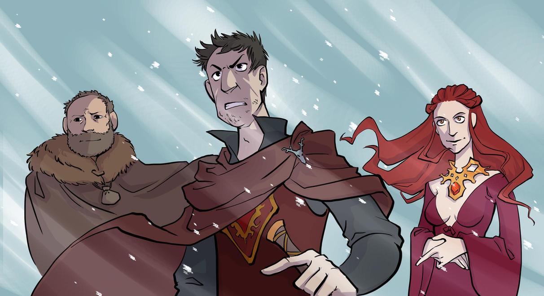 Team Dragonstone by poly-m