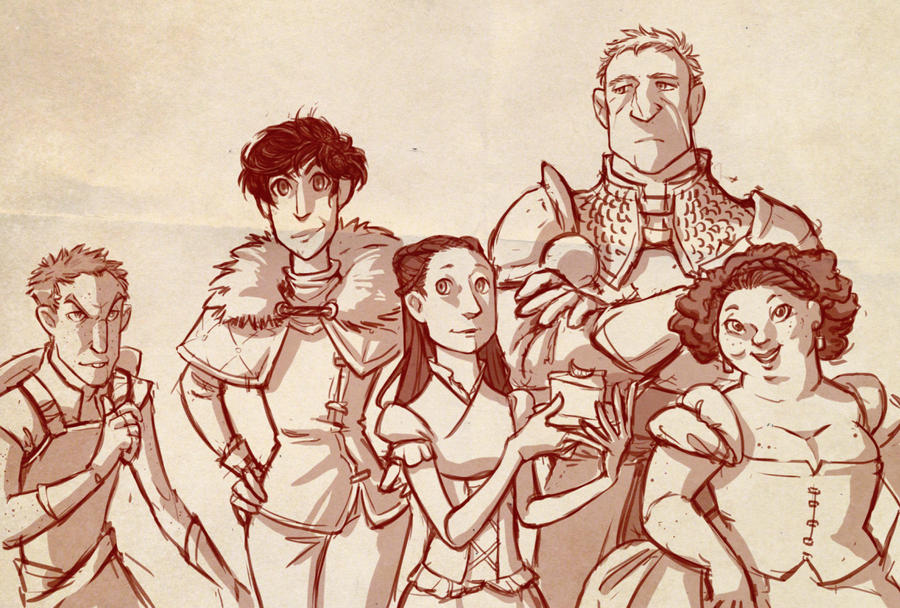 Alayne and Co by poly-m