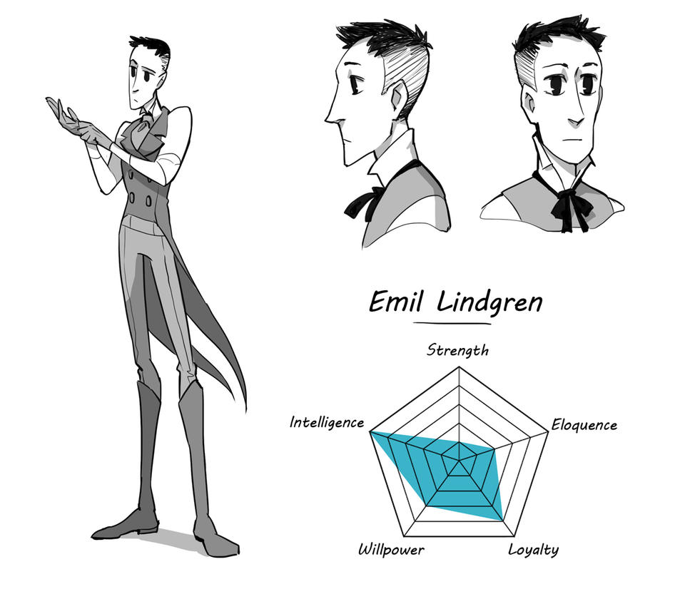 OO - Emil modelsheet by poly-m