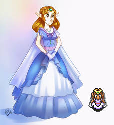 Third Princess by poly-m