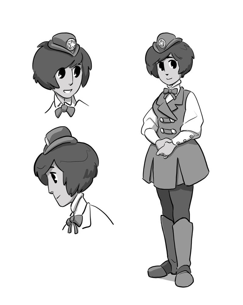 Officer Elena by poly-m