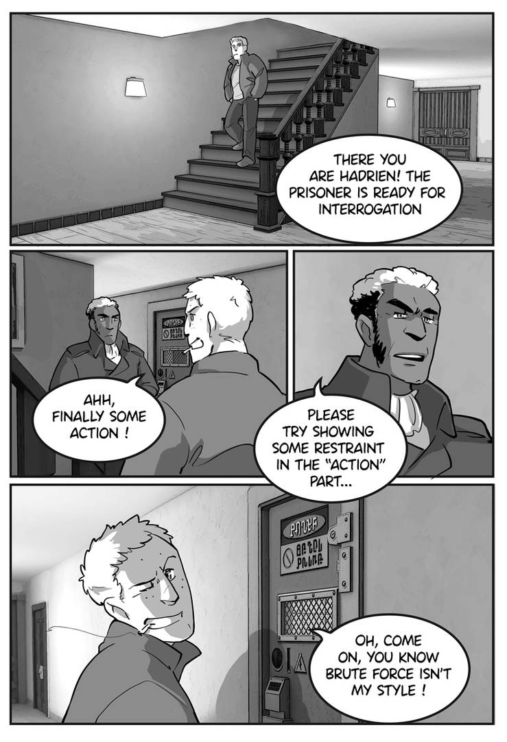 Occult Officers - Chapter 2 -02 by poly-m