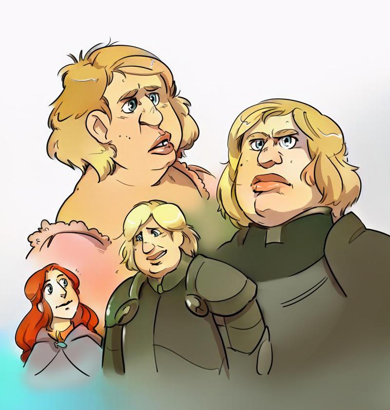 Lady Brienne by poly-m