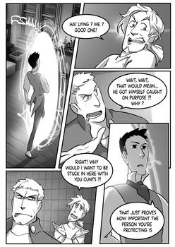 Occult Officers - Chapter 2 page 9