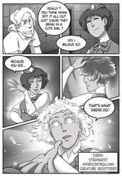 Occult Officers - Chapter 2 Page 14