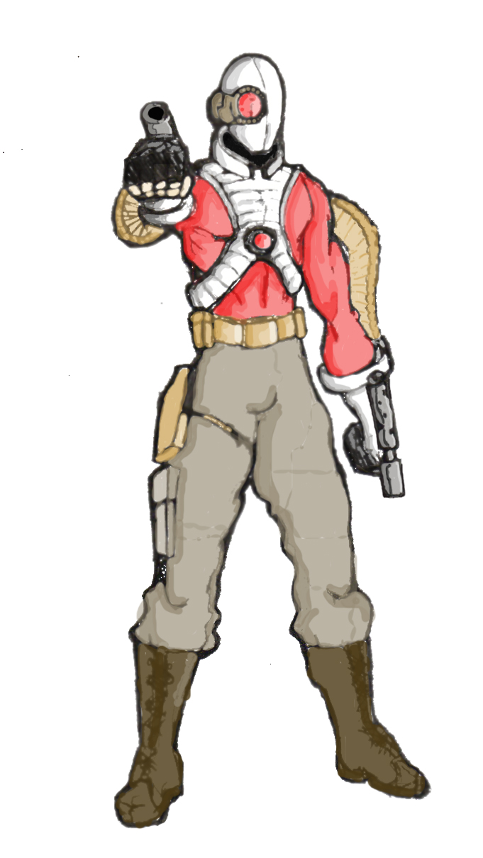 Deadshot Redesign Deadshot redesign by a...
