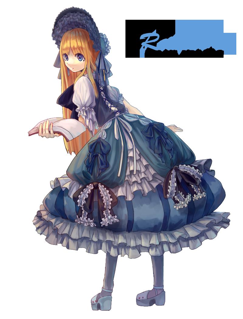 Fantasia: Fallen Kings - Lolita [Render] by AoiKoneko04