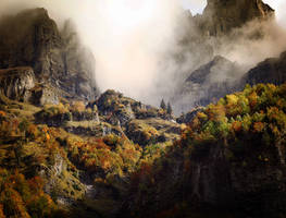 Crystal Mountain by alexandre-deschaumes