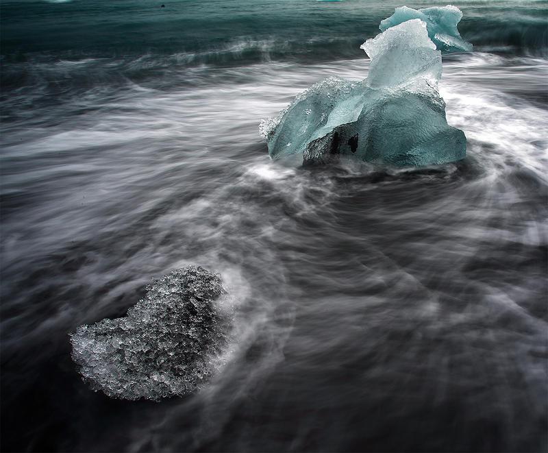 sculptural Ice by alexandre-deschaumes