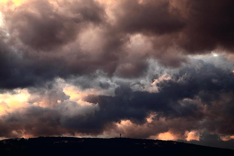 Tumultuous Sky by alexandre-deschaumes