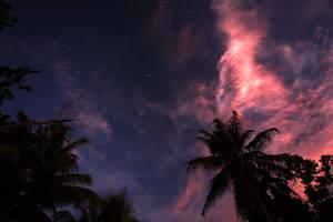 Tropical Aurora by alexandre-deschaumes