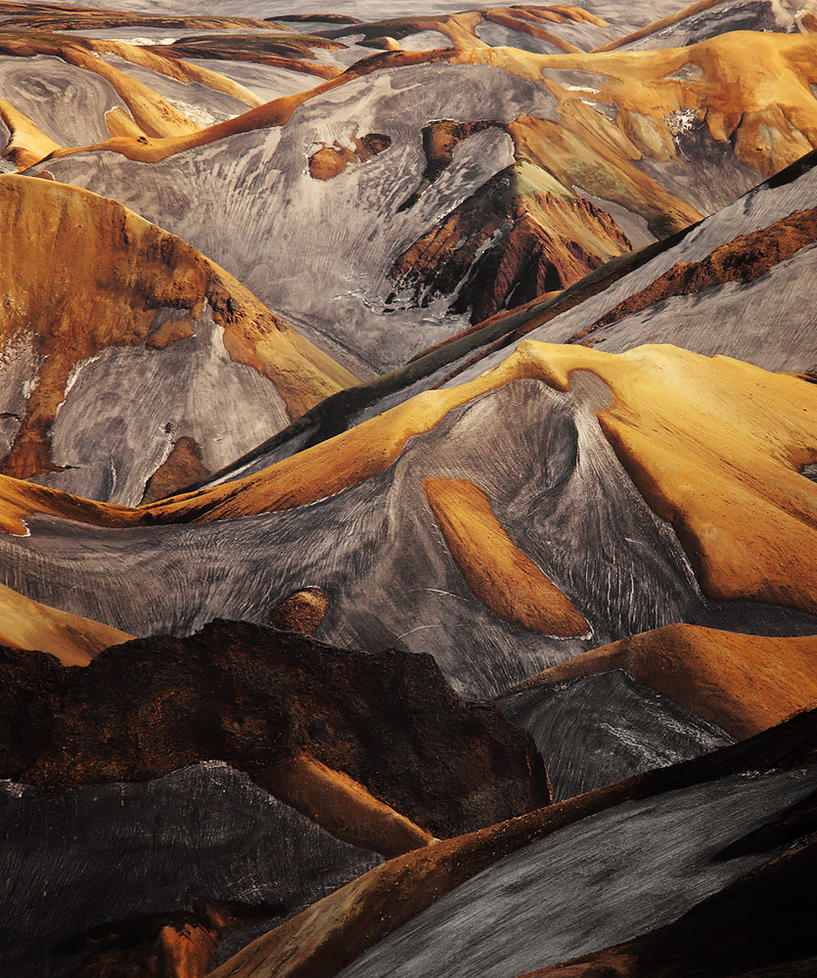 Painted Hills by alexandre-deschaumes