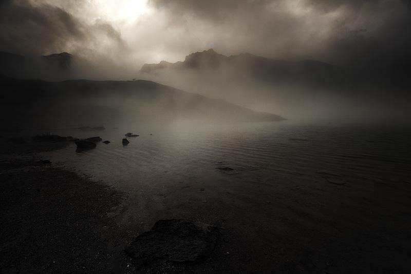Seewli Lake by alexandre-deschaumes